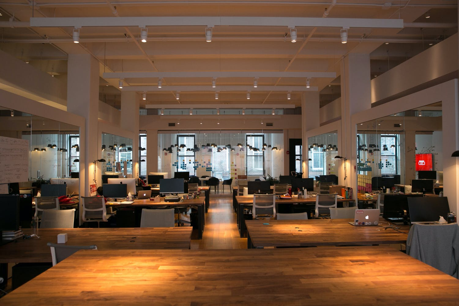 Soho, New York office